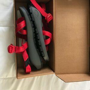 Chaco custom sandals